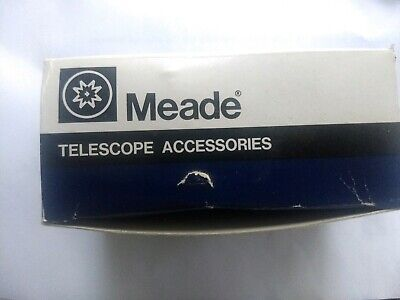 Meade 07356 1.25-Inch Basic Camera Adapter for Telescope (Requires T-Ring)