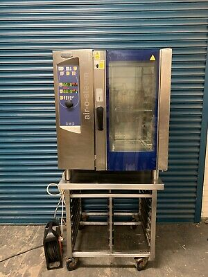Electrolux Air O Steam 10 Grid Electric Combi Oven + Stand 240v Combination