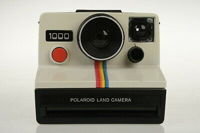 POLAROID SX70 SX-70 1000 Land Camera Instant Good Condition One Step