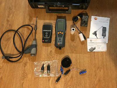 Testo 327-1 And Printer In Great Condition