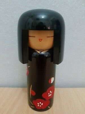 Japan Made Creative Kokeshi doll ( 13 cm)