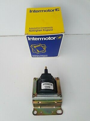 VAUXHALL NOVA GTE GSi 1987 to 1992 IGNITION COIL INTERMOTOR 12202  New Old Stock