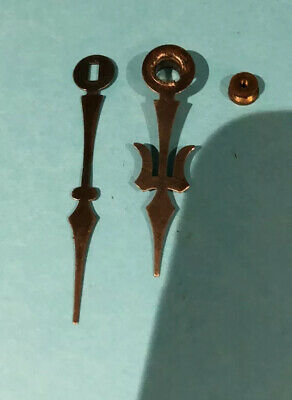 Antique Complete Clock Hands From The Sessions Clock Company