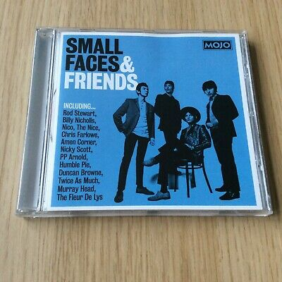 Mojo - Small Faces & Friends - CD Album