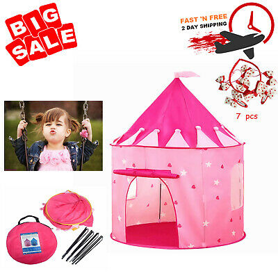 Toys for girls Children play Tents for babies from 3 4 5 6 7 8 9 10 years old