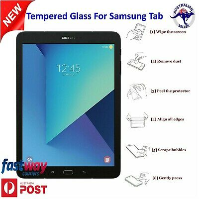 Premium For Samsung Galaxy Tab Tempered Glass Screen Protector S2 9.7 T585 T590