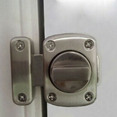 Stainless steel Security Window Door Guard Restrictor Lock Safety Chain Lin