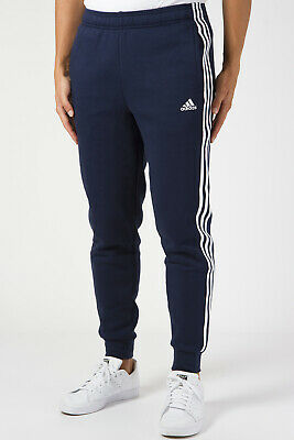 Adidas Pantaloni Felpa Essentials 3-Stripes Jogger BR3699