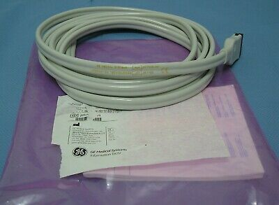 GE 2017008-001 NIBP Hose, Adult/Pediatric Size, 3.6m, New, Open Package