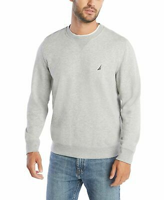 Nautica Men's Crew Neck Fleece Sweatshirt