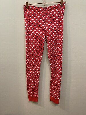 Vineyard Vines Red Pajama Lounge Whale Santa Christmas Sleep Pants Size S