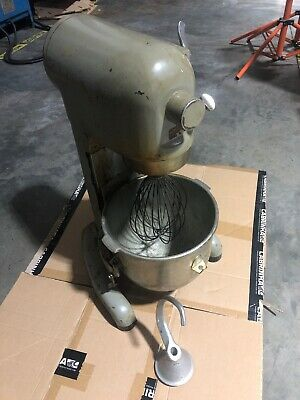 Hobart 3 Speed 10 Quart C-100 Mixer Commercial Heavy Duty Comercial