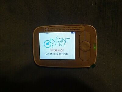 Infant Optics DXR-8 Video Baby Monitor (Monitor Only!) - Excellent - Fast Ship