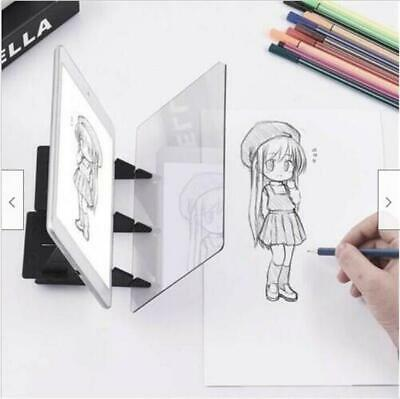 Sketch Wizard Tracing Drawing Board Optical Reflection Projector Painting Board