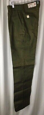 VINTAGE Men's Boy Scouts Of America 589 Pants Size 32 x 32 Made in USA NEW!!!