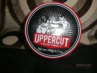 Uppercut Deluxe Pomade 100g MENS HAIR STYLING WAX