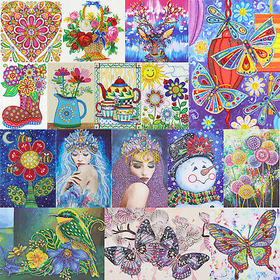 5D Diamond Painting Diamant Kreuzstich Stickerei Malerei Bilder Stickpackung Kit