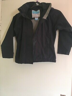 """Boys Trespass Jacket. """"Microfibre""""Waterproof And Wind Proof.Age 7/8"""