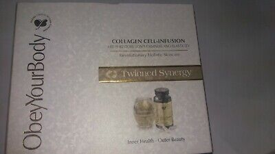 Twinned synergy obey your body revolutionary holistic skincare