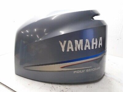 Yamaha F225 4-Stroke Outboard Motor Top Cowling Engine Cover Fits Various Motors