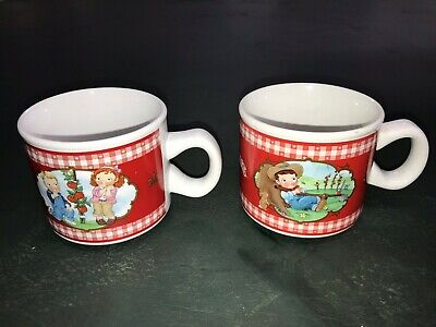 Vintage Campbell's Soup 2 Mugs and Tureen 2002 Houston Harvest