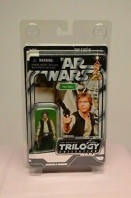 Star Wars Han Solo The Original Trilogy Collection New Hope Hasbro