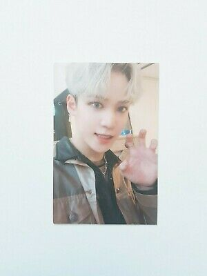 """K-POP ATEEZ """"TREASURE EP.FIN : All To Action"""" Official YOONHO Photocard"""