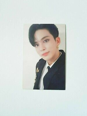 """K-POP ATEEZ """"TREASURE EP.FIN : All To Action"""" Official JONGHO Photocard"""