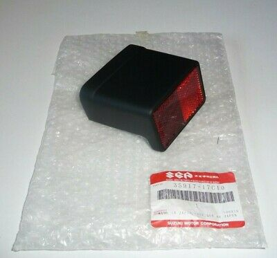 New Genuine Suzuki Number Plate Light Cover Gsf1200 Gsf600 Bandit 35917-17C10