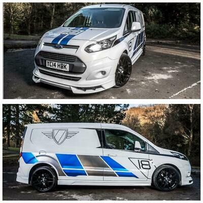ford Transit Connect lip kit full bodykit MADE IN PLASTIC