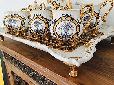 Tea set antique