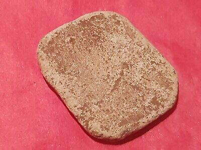 Very rare Roman lead weight from York Britain. A must read description L124g
