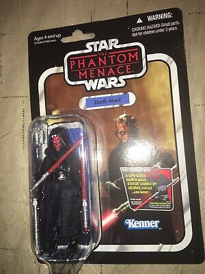 Star Wars - Vintage Collection - DARTH MAUL (VC86) 2012 Kenner Hasbro