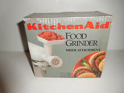 KitchenAid FGA Food Meat Grinder Attachment for Stand Mixer New