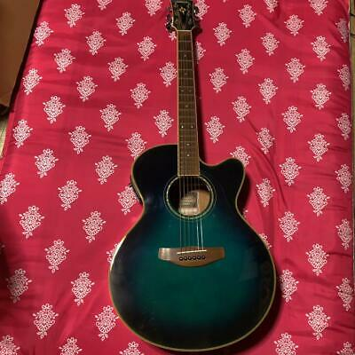 Yamaha Cpx700 OBB Acoustic Electric Guitar COMPASS SERIES Good Condition F/S