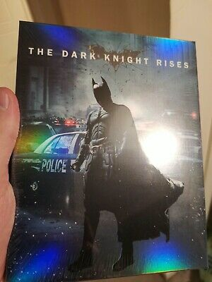 Batman The dark knight rises HDZeta special pack full slip - No Steelbook SEALED