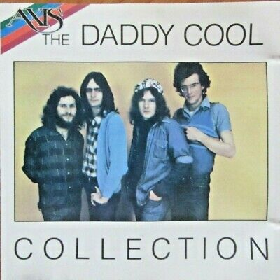 The Daddy Cool Collect - Music CD - 1984 Wizard Records