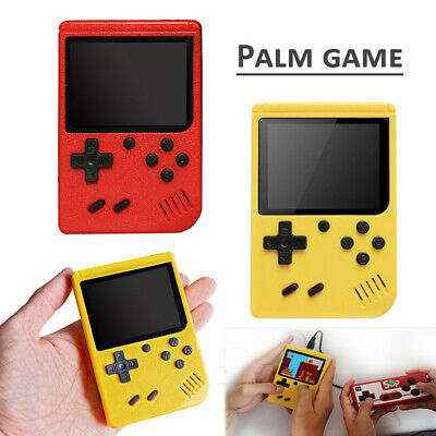 Mini Retro Handheld Video Games Console Gameboy Built-in 400 Classic Games Hot