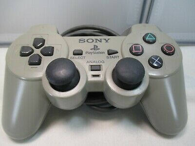 PlayStation -- Dual Shock Analog Controller SCPH-1200 -- PS1. JAPAN GAME. 18816