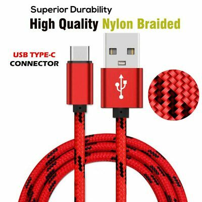 Extra Long USB Type C 3.1 Fast Data Charger Cable for Samsung Galaxy S8 S9 PLUS
