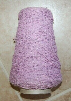 Machine knitting cotton blend cone yarn 11.8 oz.