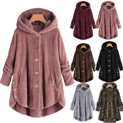 Parka Donna Invernale Lungo Trench Giacca Cappotto Inverno Giubbotto Hoodie Tops