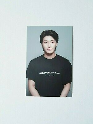 K-POP ATEEZ TREASURE EP.FIN : All To Action OFFICIAL CHOISAN PHOTOCARD