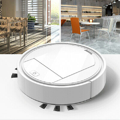 1800PA 3in1 Rechargeable Intelligent Sweeping Robot Sweep Suction Drag  NEW