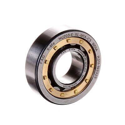 Consolidated Bearing CYLINDRICAL ROLLER BEARING NJ-203 C//3