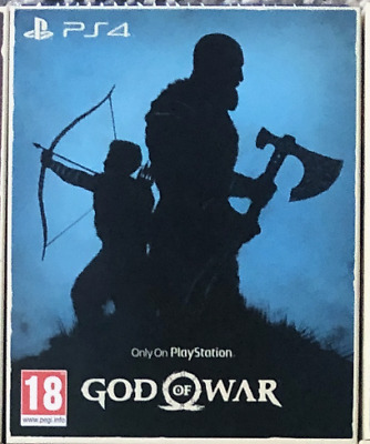 God Of War - The Only On Playstation Collection!