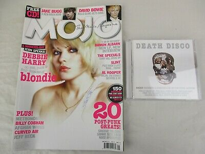 Mojo Magazine + CD May 2014 Blondie Jeff Beck Al Kooper David Bowie