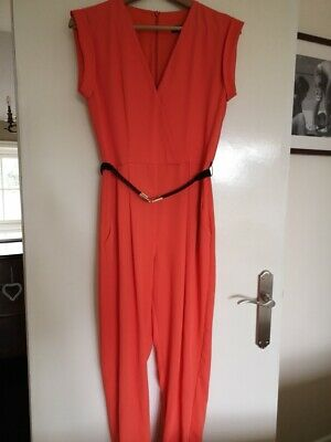 Ladles/ Girls Stunning * River Island * Jumpsuit - Size 8 Christmas Party Outfit