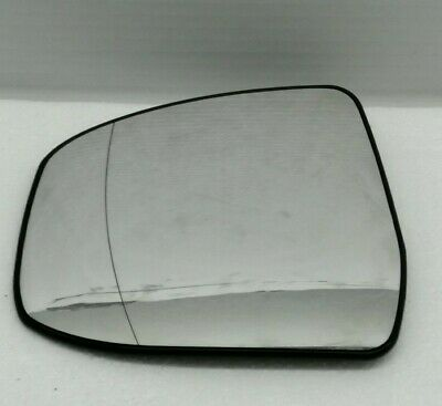 Ford Focus//Mondeo 2008-2015 Left Heated Door Mirror Glass Clip On