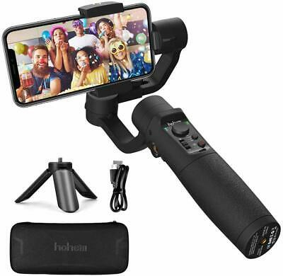 Hohem iSteady Mobile Plus Gimbal Stabilizer 3-Axis Handheld Gimble for Vlog Live